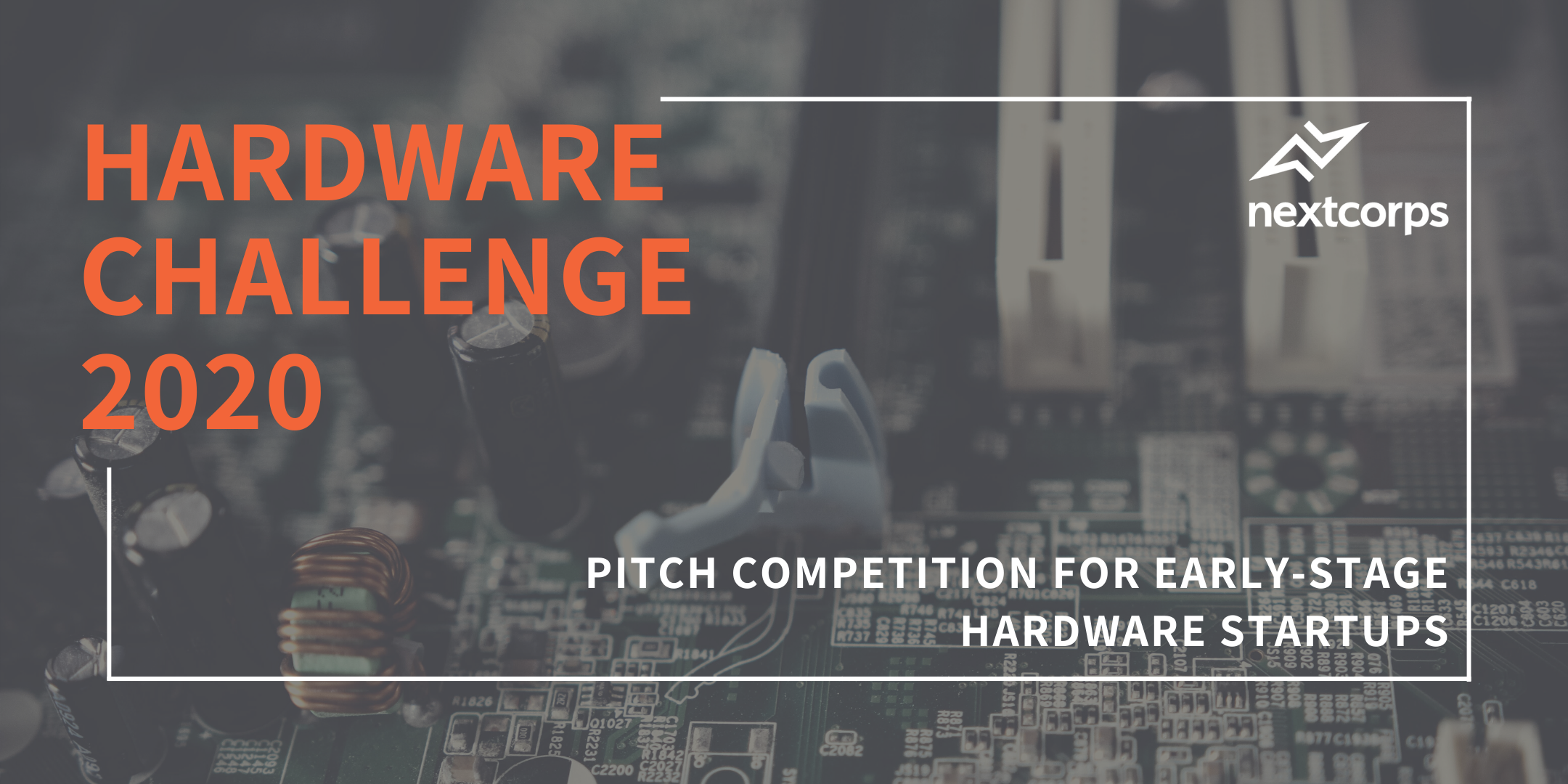 Hardware Challenge 2020 Pitch Competition