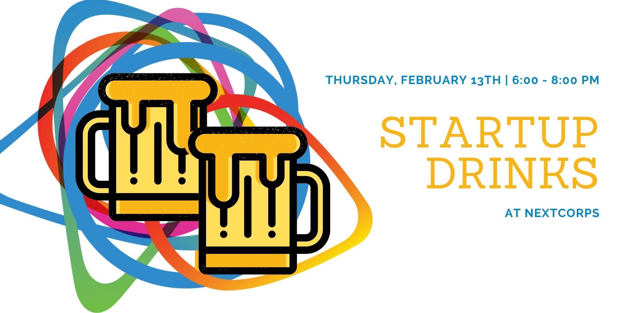 ROC Startup Drinks February 2020