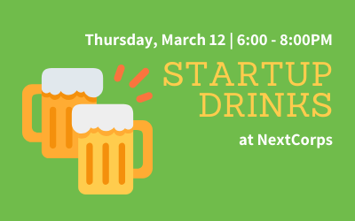 March 2020 ROC Startup Drinks