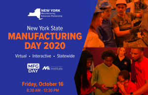 NYS Manufacturing Day 2020