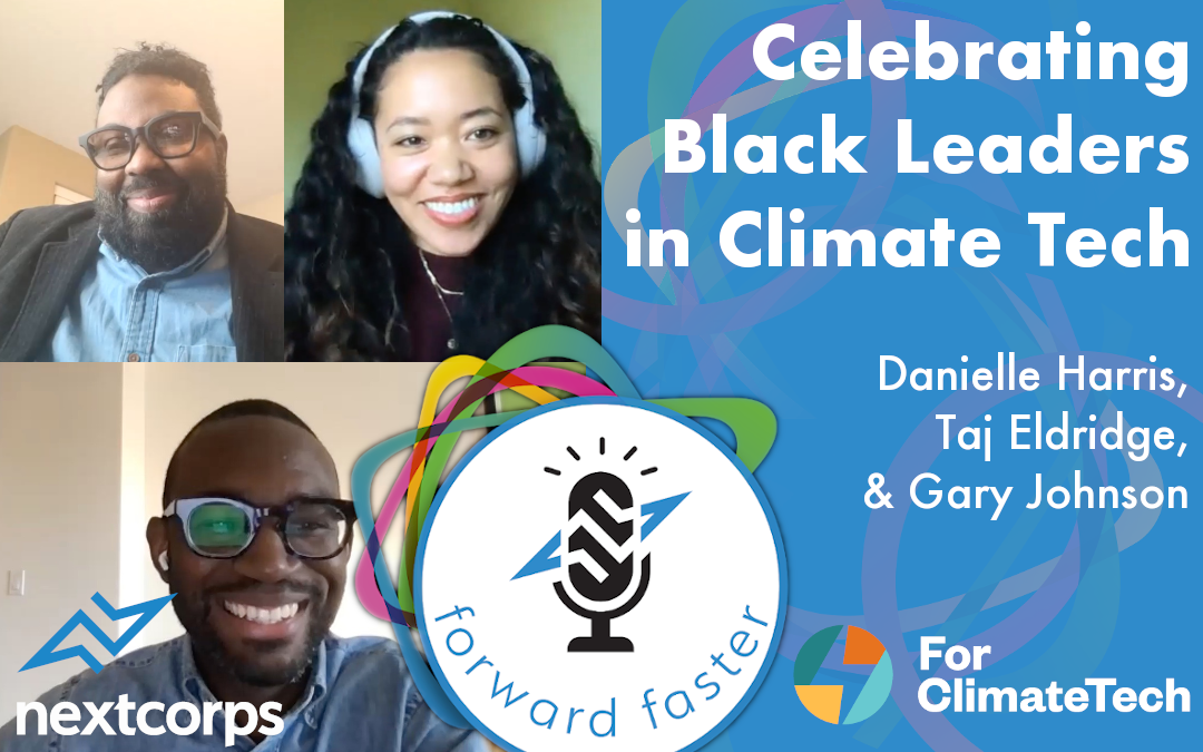 Celebrating Black Leaders in Climate Tech