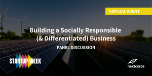 Building a Socially Responsible and Differentiated Business