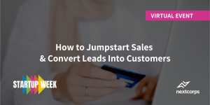 How to Jumpstart Sales