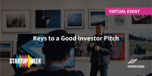 Keys to a Good Investor Pitch