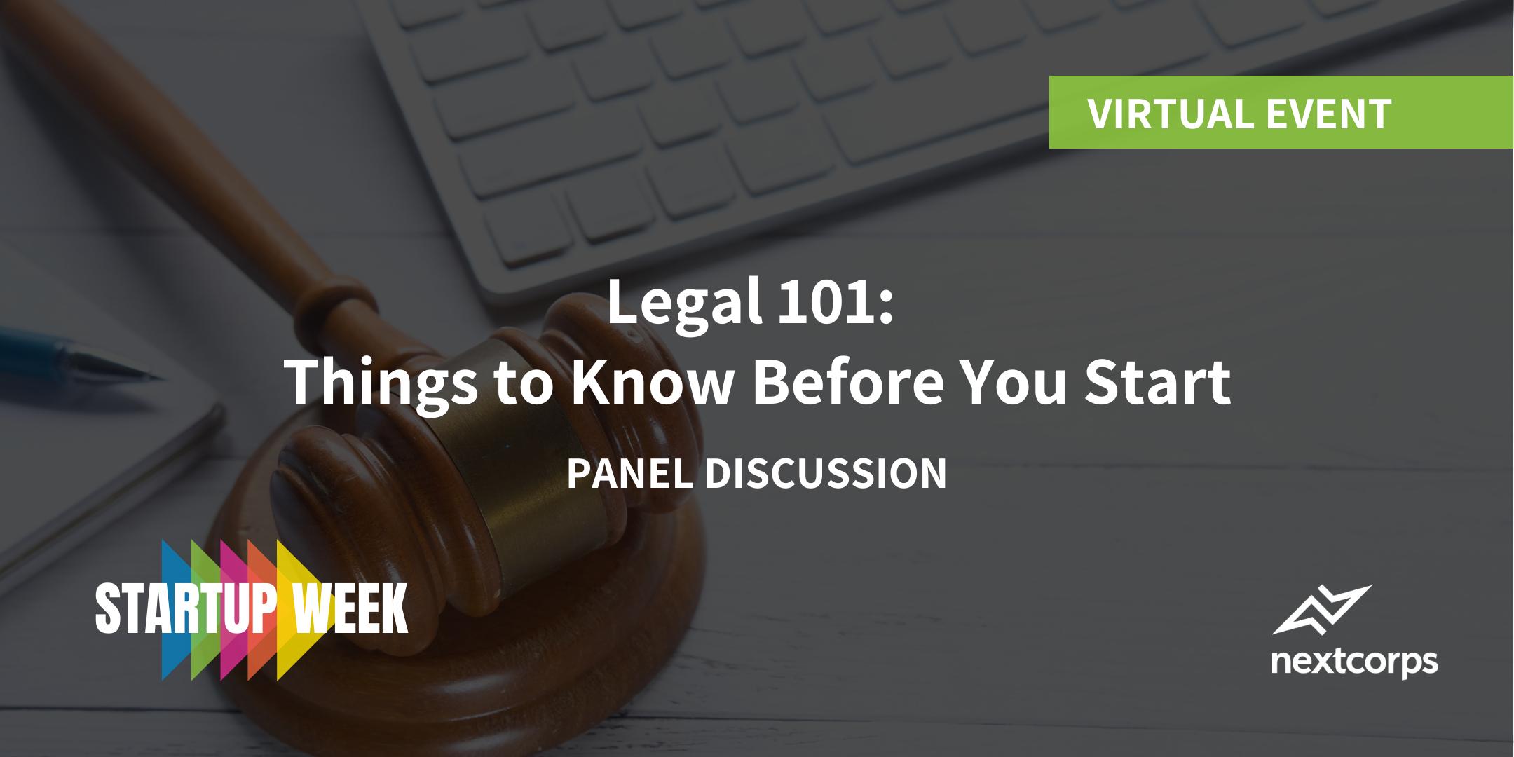 Legal 101